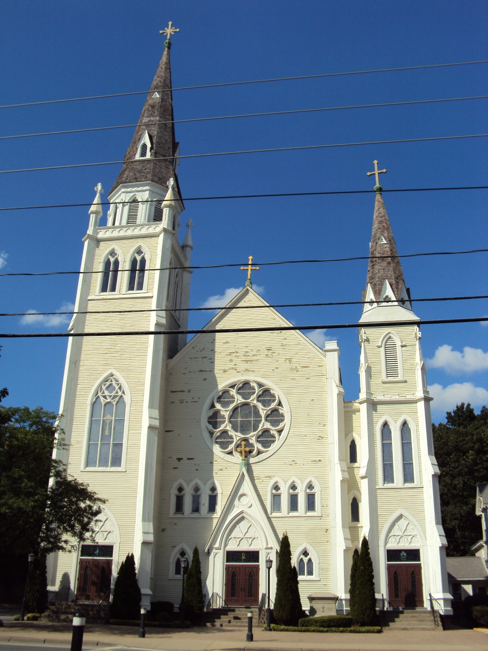 st. joseph  church, cumberland