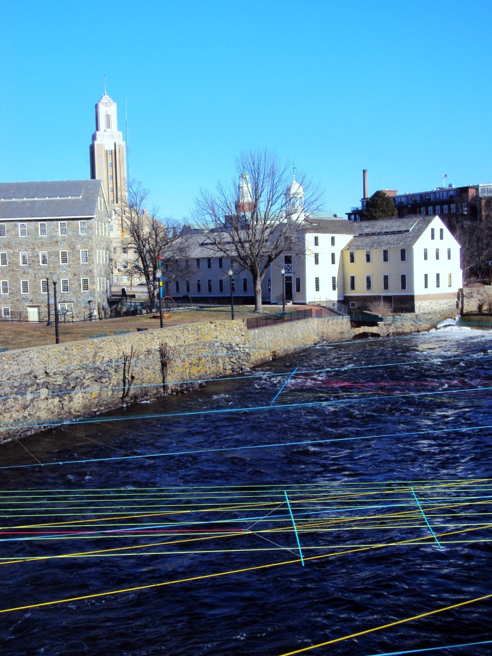 Weaving a Tribute to Slater Mill