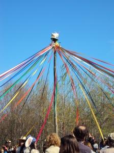 May Pole at the Farm